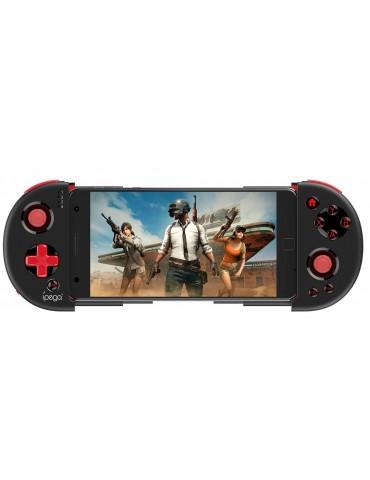 iPega Ασύρματο PG 9087S Gamepad Bluetooth Red Knight Controller Android/iOS/SmartTV /Windows-Κόκκινο/Μαύρο