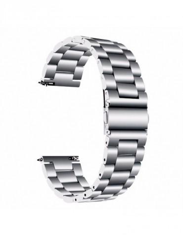 Stainless Steel λουράκι Για Το Amazfit GTS 2e (43mm)/GTS 2 (43mm)/GTS 2 mini - Silver