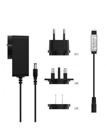 SONOFF KZ1202000 | Τροφοδοτικό LED Power Adapter + LED Amplifier, 12V / 24W