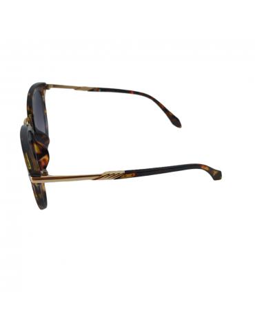 Γυαλιά ηλίου με καφέ ντεγκραντέ φακό και ταρταρούγα σκελετό