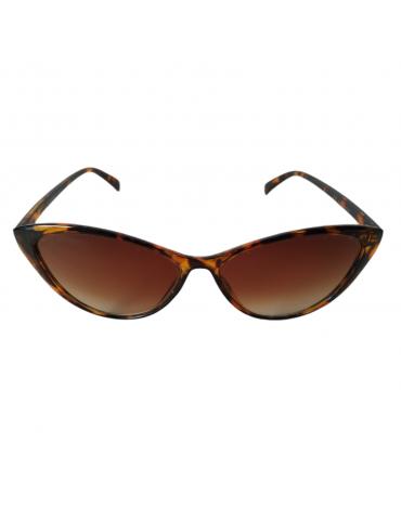 Γυαλιά ηλίου με καφέ φακό και ταρταρούγα σκελετό