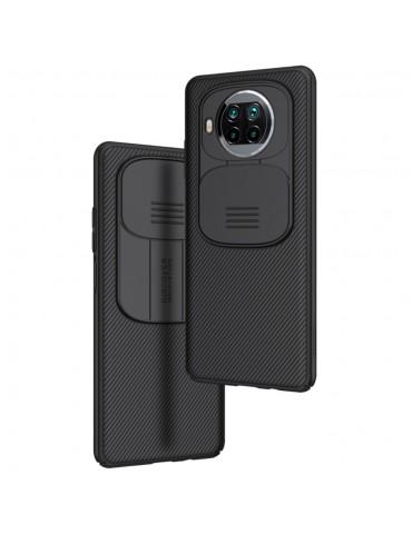 NILLKIN CamShield Backcover Case για το Xiaomi Mi 10T Lite 5G - Black