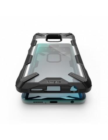 Ringke Fusion-X Σκληρή Θήκη με TPU για Xiaomi Redmi Note 9S/ 9 Pro / 9 Pro MAX -black