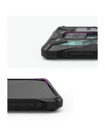 Ringke Fusion-X Σκληρή Θήκη με TPU για Xiaomi Redmi Note 9S/ 9 Pro / 9 Pro MAX -Camo black