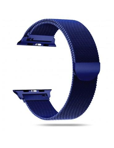 Tech - Protect milanese λουράκι για (Apple Watch 42/44mm) - Navy Blue