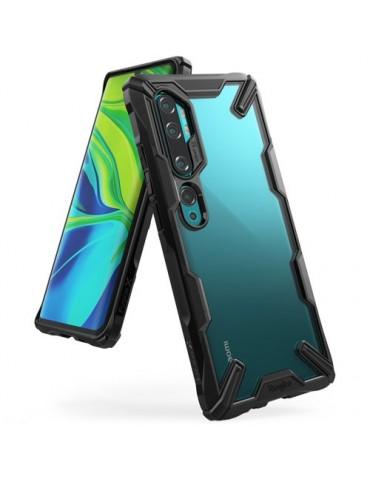 Θήκη Ringke Fusion X για Xiaomi Mi Note 10 / 10 Pro black