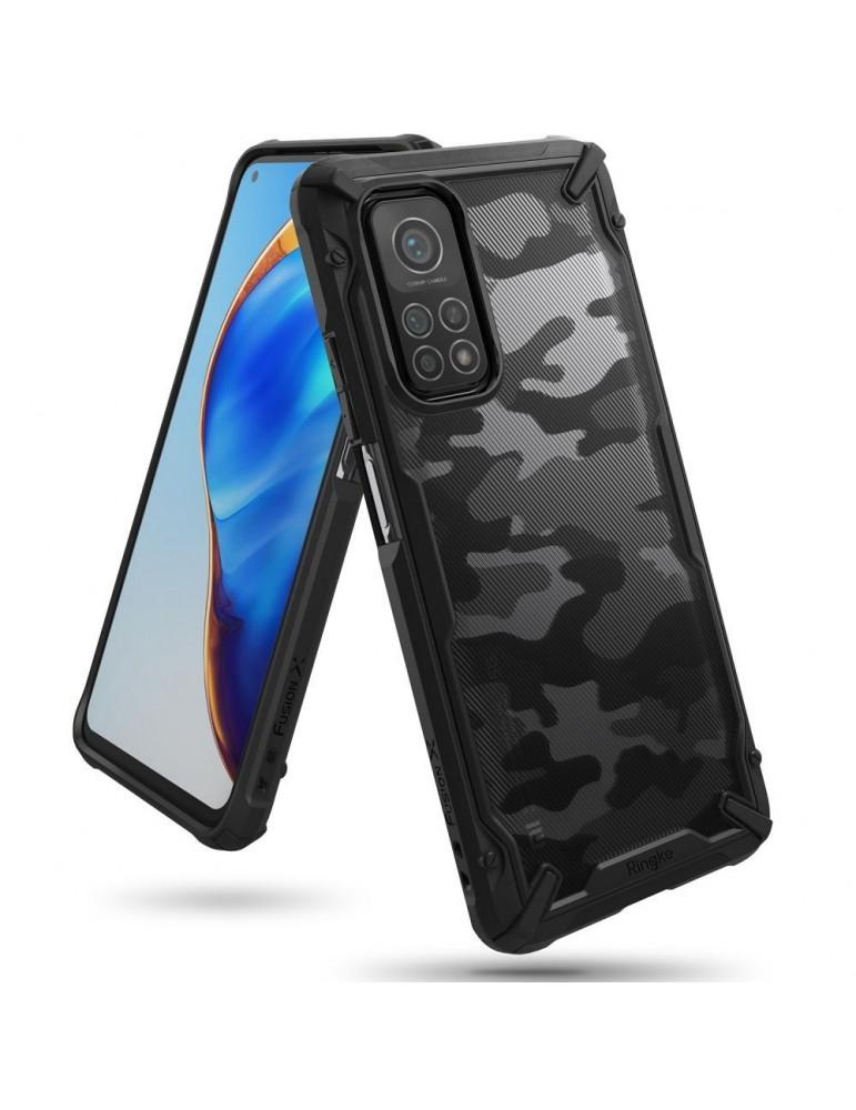 Θήκη Ringke Fusion για Xiaomi Mi 10T 5G / Mi 10T PRO 5G - Camo Black