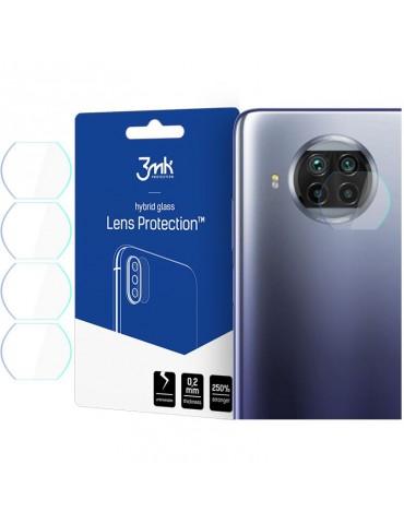 3MK Flexible Tempered Glass Φακού Πίσω Κάμερας για Xiaomi MI 10T LITE (4 Τεμάχια)