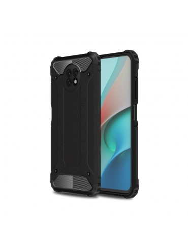 Θήκη Tough Armor Back Cover για Xiami Redmi Note 9T 5G - Μαύρο OEM