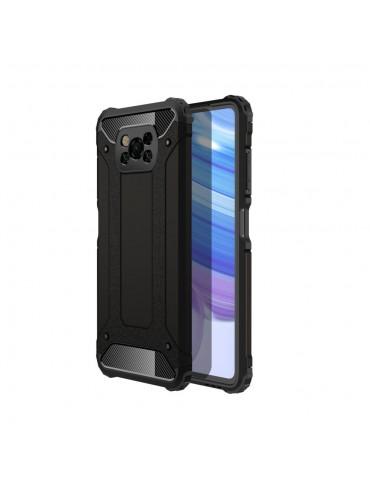Θήκη Tough Armor Back Cover για Xiaomi Poco X3 - Μαύρο OEM