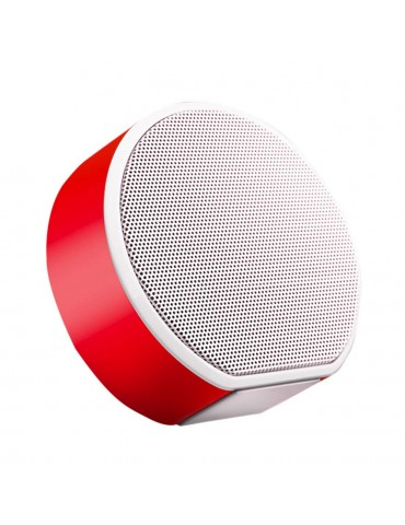 A60 Portable Wireless Bluetooth Hands-free Speaker Support TF Card - Red OEM