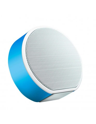 A60 Portable Wireless Bluetooth Hands-free Speaker Support TF Card - Blue OEM