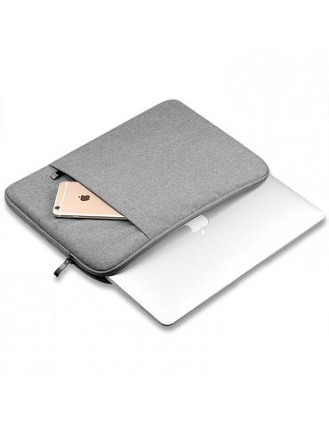 """Θήκη Μεταφοράς Tech-Protect Sleeve Macbook Air/Pro 13.3"""" Light Grey"""