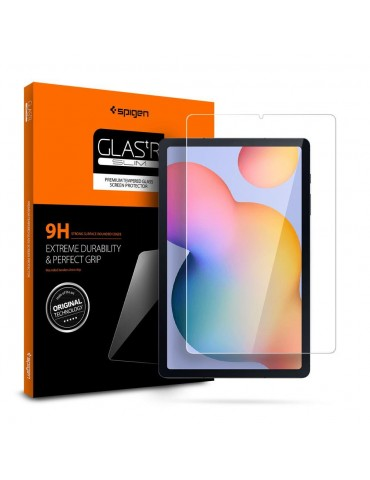 """Γυαλί Προστασίας Spigen GLAS.TR Slim Samsung Galaxy Tab S6 Lite 10.4"""" P610/P615"""