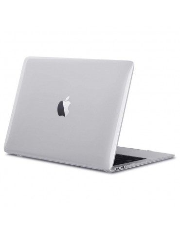TECH-PROTECT SMARTSHELL MACBOOK AIR 13 2018-2020 CRYSTAL CLEAR