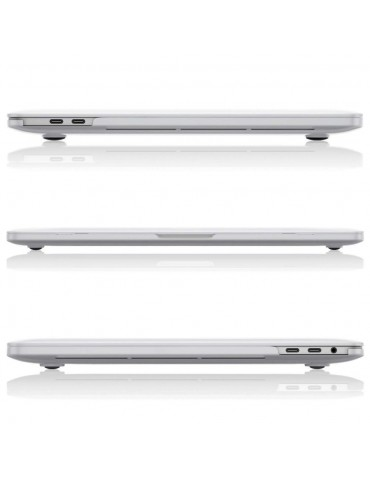 TECH-PROTECT SMARTSHELL MACBOOK PRO 13 2016-2020 CRYSTAL CLEAR