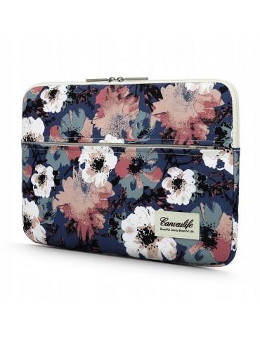 "Canvaslife Θήκη Μεταφοράς Sleeve for Laptop 15""-16"" - Blue Camellia"