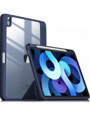 Θήκη INFILAND Crystal Case Navy Blue - Apple iPad Air 4 2020