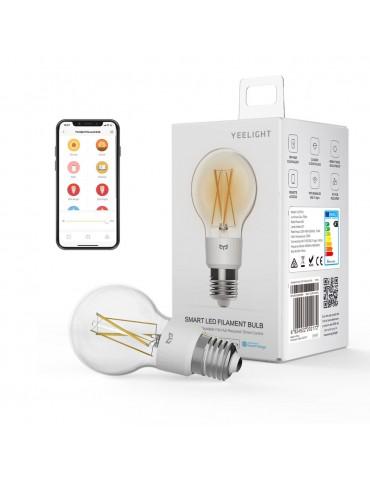 Yeelight E27 6W Θερμό Λευκό Filament Dimmable Smart
