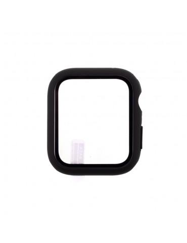 Θήκη προστασίας με ενσωματωμένη προστασία οθόνης για το Apple Watch 40mm - Black