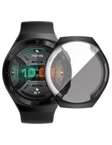 Θήκη προστασίας με ενσωματωμένη προστασία οθόνης για το Huawei Watch GT 2e - Black