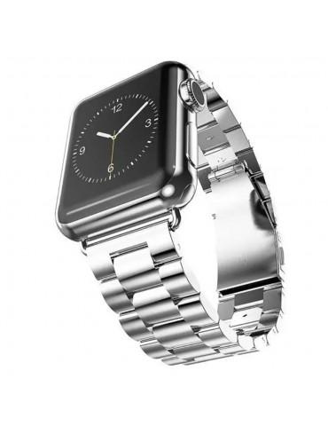 Λουράκι QuickFit Stainless Silver (Apple Watch 42/44mm) OEM