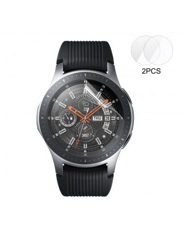 Σετ 2 τεμαχίων TPU μεμβράνη προστασίας οθόνης ENKAY για το Samsung Galaxy Watch 46mm