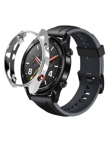 Προστατευτική θήκη TPU για το Huawei Watch GT/ GT 2 (46MM) - Silver OEM