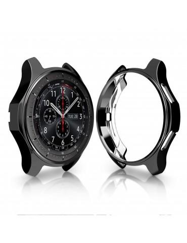 Προστατευτική Θήκη Σιλικόνης Μαύρο (Galaxy Watch 46mm)