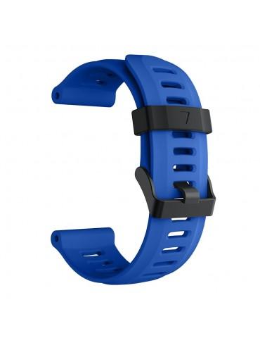 Ανταλλακτικό λουράκι σιλικόνης μπλε για Garmin Fenix 3/5x/3HR/5X Plus OEM