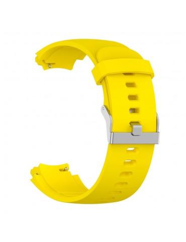 Λουράκι σιλικόνης κίτρινο για το Amazfit Verge 3 OEM