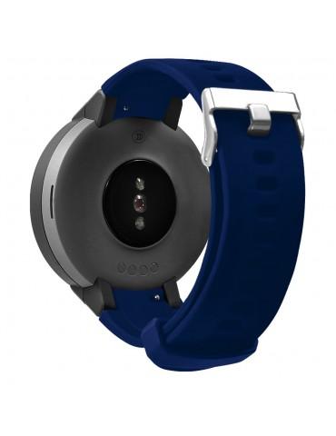 Λουράκι σιλικόνης Dark Blue για το Amazfit Verge 3 OEM