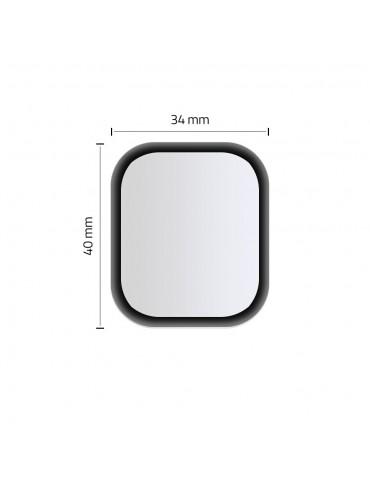 Hofi Hybrid Glass για το Apple Watch 44mm (series 4/5/6/SE) -Black