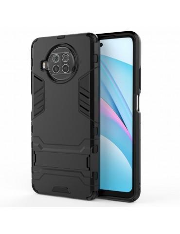 Θήκη Πλάτης Armor με Kickstand για το Xiaomi Mi 10T Lite 5G - Black