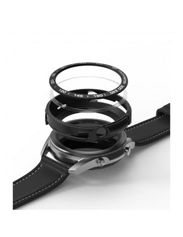 RINGKE AIR & BEZEL STYLING GALAXY WATCH 3 (45MM) BLACK