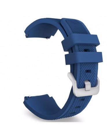 Tech-Protect Smoothband για Samsung Galaxy Watch 46mm/GEAR S3 CLASSIC / FRONTIER / Watch 3 (45mm) Blue