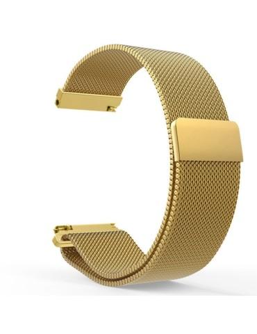 Μεταλλικό λουράκι με μαγνητικό κλείσιμο για το HiFuture HiGear  - (Gold)