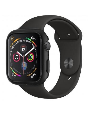 Spigen Thin Fit Θήκη για Apple Watch Series 6 / 5 / 4 / SE (44mm)  - Black
