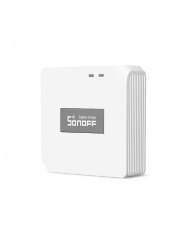 Sonoff Smart Bridge Ελέγχου Ηλεκτρικών Συσκευών ZigBee Wi-Fi ZBBRIDGE - Άσπρο (M0802070001)