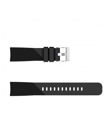 Twill Texture λουράκι σιλικόνης για το HiFuture HiGear  -Black