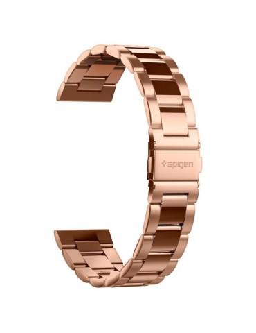 Spigen Modern Fit Λουράκι Stainless Steel Για Το HiFuture HiGear  - Rose Gold
