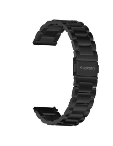 Spigen Modern Fit Λουράκι Stainless Steel για το HiFuture HiGear - Black