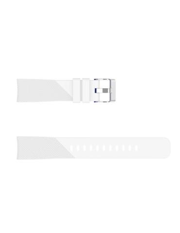 Twill Texture Λουράκι σιλικόνης Για Το HiFuture HiGear - OEM White