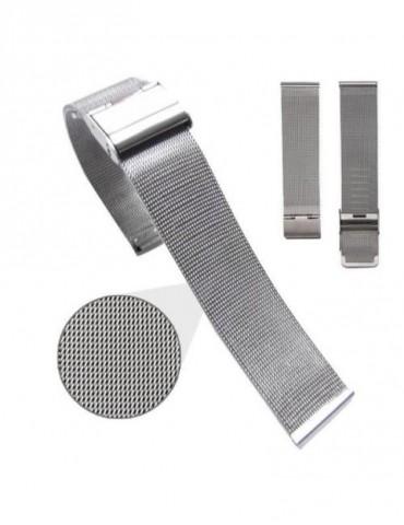 Milanese Μεταλλικό Silver Για Το Amazfit GTR 2e 46mm/ GTR 46mm