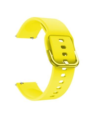 Λουράκι σιλικόνης Για Το HiFuture HiGear - OEM Κίτρινο