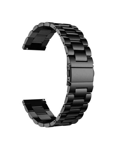 Μεταλλικό λουράκι stainless steel Για Το Xiaomi Mi Watch - Black