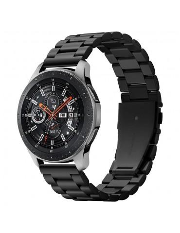 Spigen Modern Fit Λουράκι Stainless Steel Samsung Galaxy Watch 46mm / Gear S3 - Black