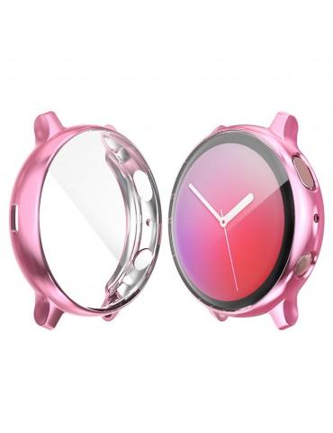 Προστευτική θήκη σιλικόνης για το Samsung Galaxy Watch Active2 40mm- Pink