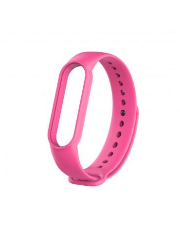 Λουράκι σιλικόνης για το Xiaomi Mi Band 5 - Pink