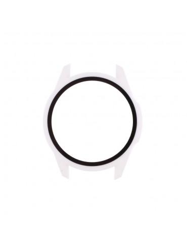 Σκληρή θήκη προστασίας με ενσωματωμένη προστασία οθόνης για το Huawei Watch GT 2 46mm - White